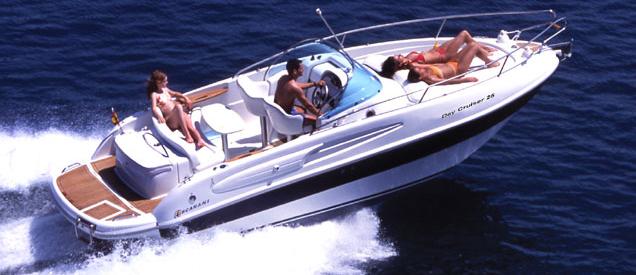 Scarani Day Cruiser 25 (Day cruiser)