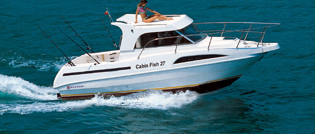 Scarani Cabin Fish 27 (Pêche)