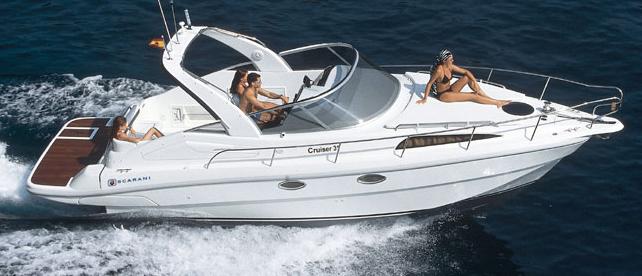 Scarani Cruiser 31 (Day cruiser)