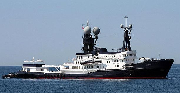 Schichau-unterwesser <strong>Arctic P -ex Arctic, Arctic Research</strong> (Motor Yacht)