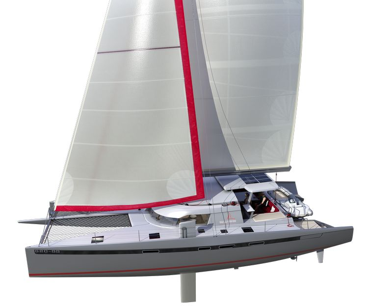 Swiss Catamaran Concept S2C 55 (Voilier)