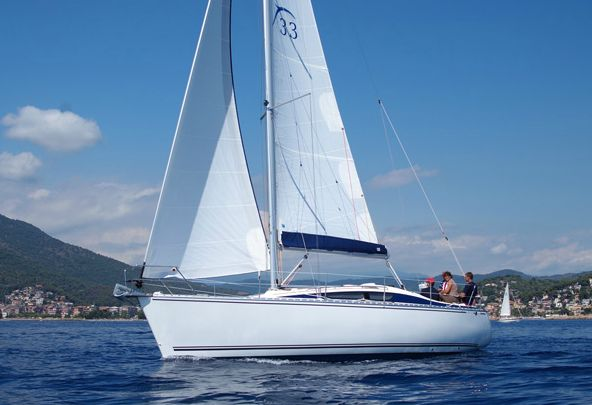 Tango Yachts 33 (Voilier)