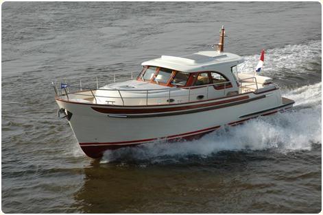 Tuna Yachts 40 Sportivo (Power Boat)