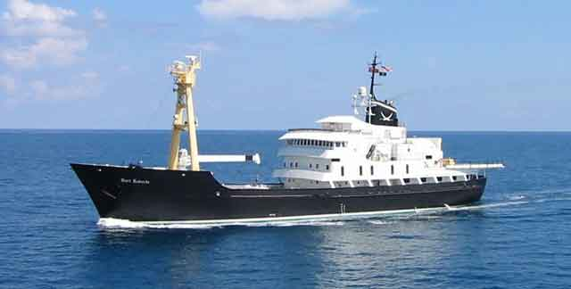 Vickers <strong>Bart Roberts</strong> (Motor Yacht)