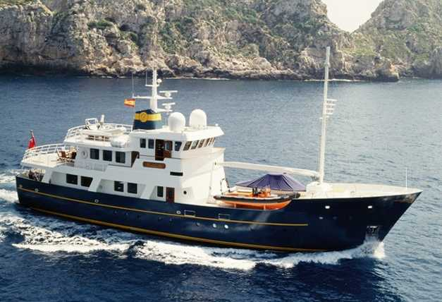 Vitters Yachts <strong>Dardanella</strong> (Motor Yacht)