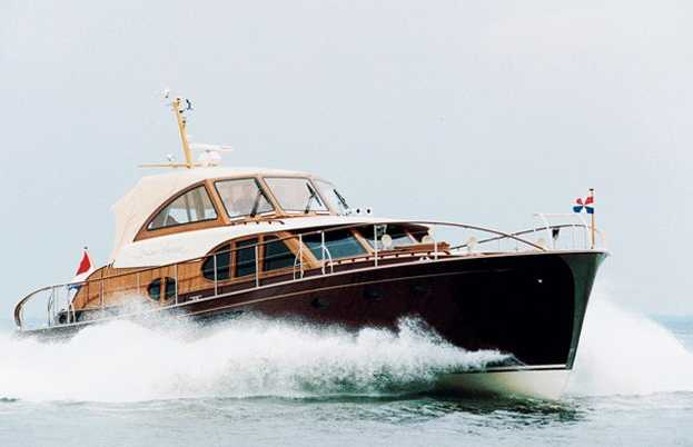 Vitters Yachts <strong>Jules Verne</strong> (Motor Yacht)
