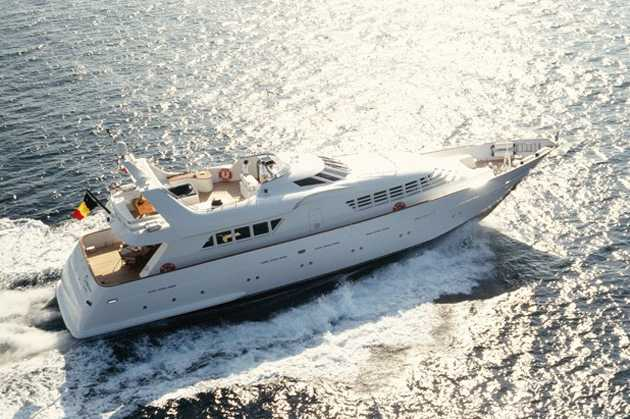 Vitters Yachts <strong>Timeless</strong> (Motor Yacht)
