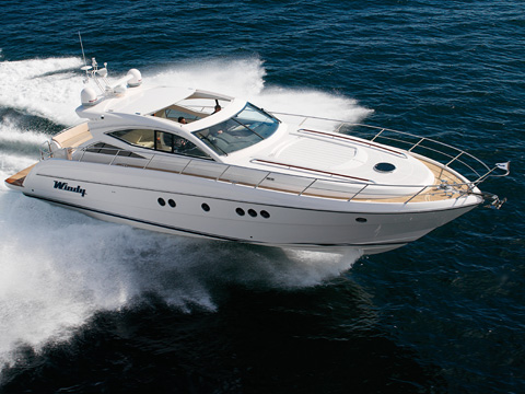 Windy 52 Xanthos (Motor Yacht)