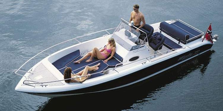 Windy Oceancraft 761 (Pêche Promenade)