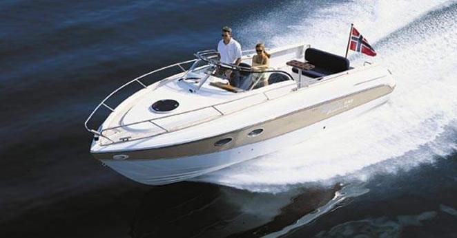 Windy Oceancraft 845 (Day cruiser)