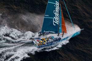Volvo Ocean Race : Fin d'une première étape mouvementée