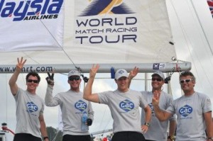 WMRT: Britain's Ian Williams Crowned World Champion