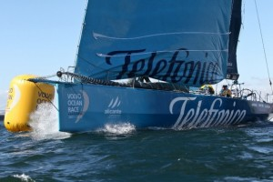 Volvo Ocean Race:L'Afrique du Sud sourit à Team Telefónica