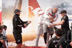 AC World Series: Luna Rossa thrills crowd – wins grand finale Fleet Racing Championship