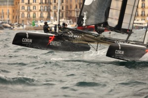 AC World Series: Thrills, spills and close racing to open ACWS in Naples