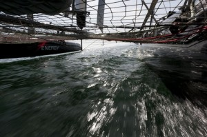 AC World Series: Emirates Team New Zealand dominates on day two with Luna Rossa moving up