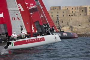 "AC World Series: ""On-the-edge"" racing today in Naples"