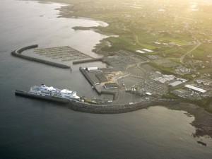 Nouveau port de plaisance de Roscoff: un taux de remplissage prometteur