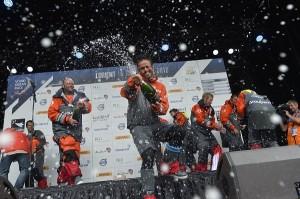 Volvo Ocean Race: Cammas seal dream victory on home waters