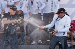 AC World Series San Francisco: Clap de fin