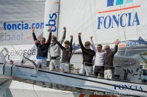 MOD 70 European Tour: et de deux pour FONCIA
