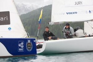 Alpari WMRT: end of the qualifying session in St. Moritz
