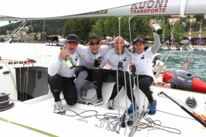 Alpari WMRT: Swinton Crowned in St. Moritz