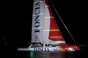 MOD 70 European Tour: FONCIA vainqueur dans un souffle