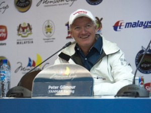 Alpari WMRT: Peter Gilmour Announces Retirement