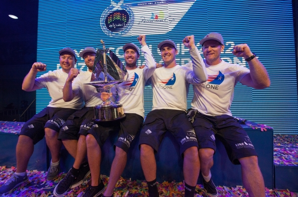 Alpari WMRT: Wildcard Canfield Wins Monsoon Cup