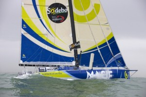 Vendée Globe : Congratulations François !!!