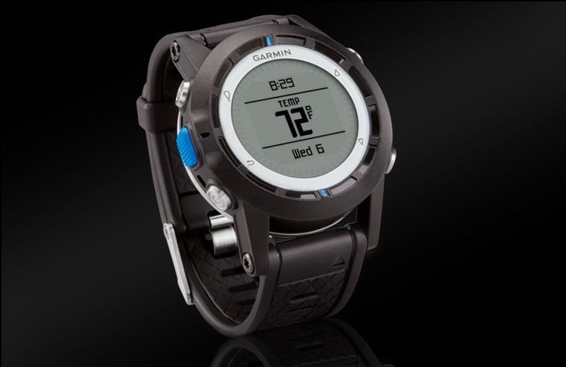 Garmin lance la montre GPS de régate Quatix
