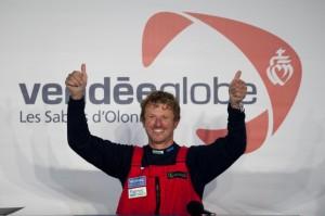 Vendée Globe : Jean-Pierre Dick 4ème!