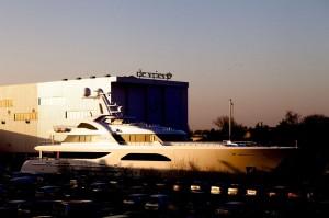 Larisa joins the global Feadship fleet