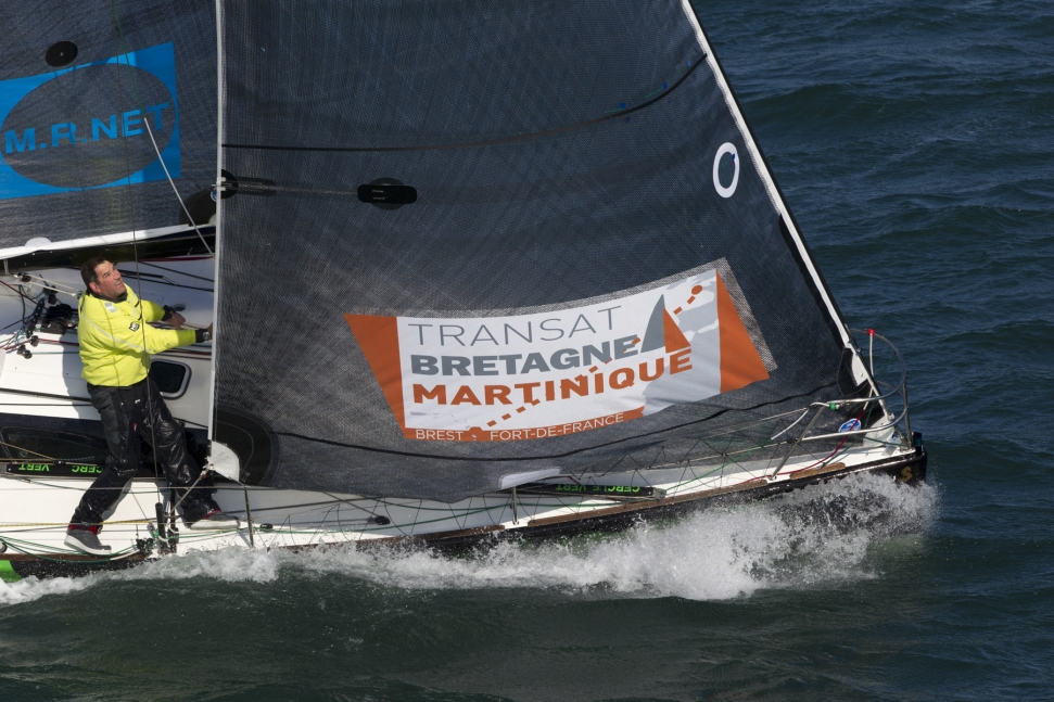 Transat Bretagne-Martinique : ça accélère…