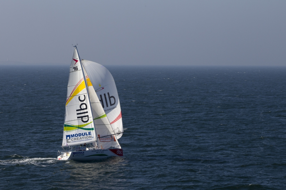 Transat Bretagne-Martinique : Sprint final