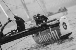 Extreme Sailing Series : Alinghi domine le jeu