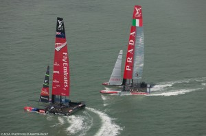 Louis Vuitton Cup : Emirates Team New Zealand conquers Luna Rossa Challenge