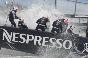 Louis Vuitton Cup : Emirates Team New Zealand notches fourth point