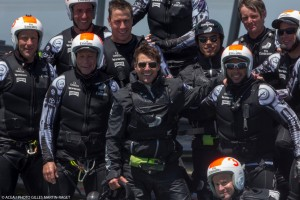 Louis Vuitton Cup : Emirates Team New Zealand elects to advance to Final