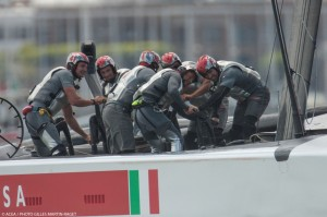 Louis Vuitton Cup : Luna Rossa Challenge opens 2-0 lead in Semifinal