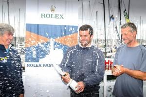Rolex Fastnet : Dix sur dix pour les duos français