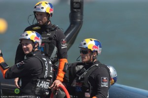 America's Cup : ORACLE TEAM USA foils Kiwis' victory plans