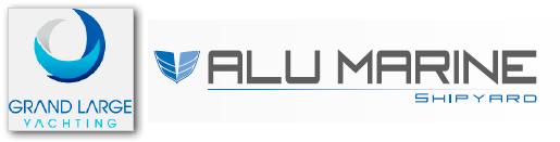 Alumarine rejoint le groupe Grand Large Yachting