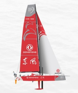 Team Dongfeng announced as Chinese entry in the Volvo Ocean Race 2014-15