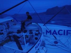 Transat Jacques Vabre : MACIF de retour aux commandes