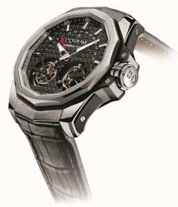 CORUM presents the Admiral's Cup AC-One 45 Double Tourbillon