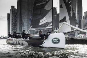 Extreme Sailing Series heads to the Middle East for Act 2, Muscat