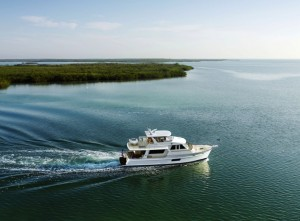 Grand Banks Yachts Announces new raised-pilothouse 55 Aleutian RP
