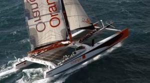 Une deuxième vie pour le catamaran Orange II